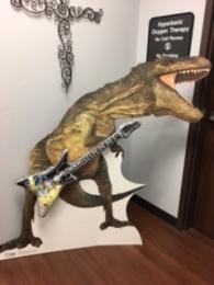 Shreveport Bossier Dino