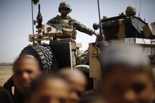 Western Afghanistan in 2009
