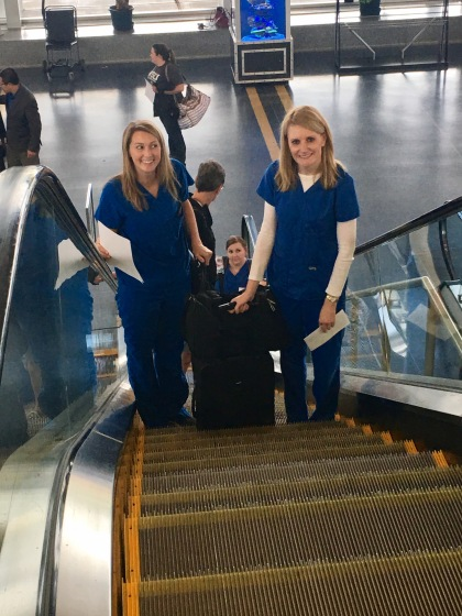 Nurses Escalator