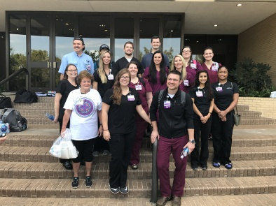 CTMF Hospital team Harvey August 31