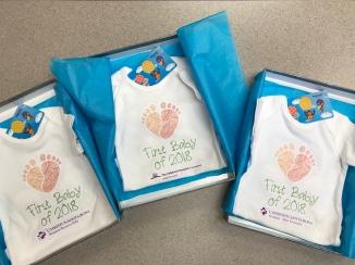 First Baby Santa Rosa 2018 Gifts