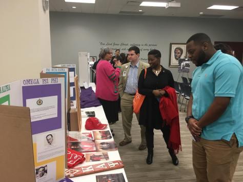 Black History Month Exhibits