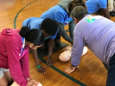 Hands on CPR Alexandria