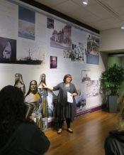 Deb presenting 3