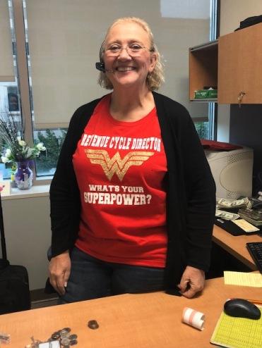 Vicki superhero