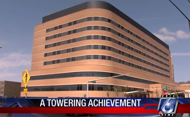 towering ceremony