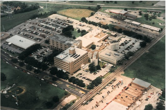 Photo - Arial STM after 4th Expansion 1991