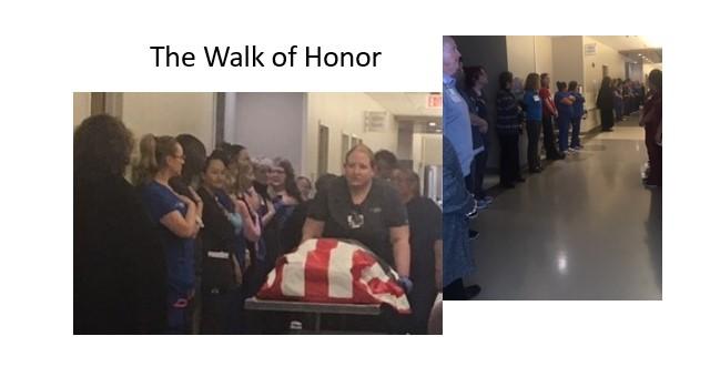 walk of honor